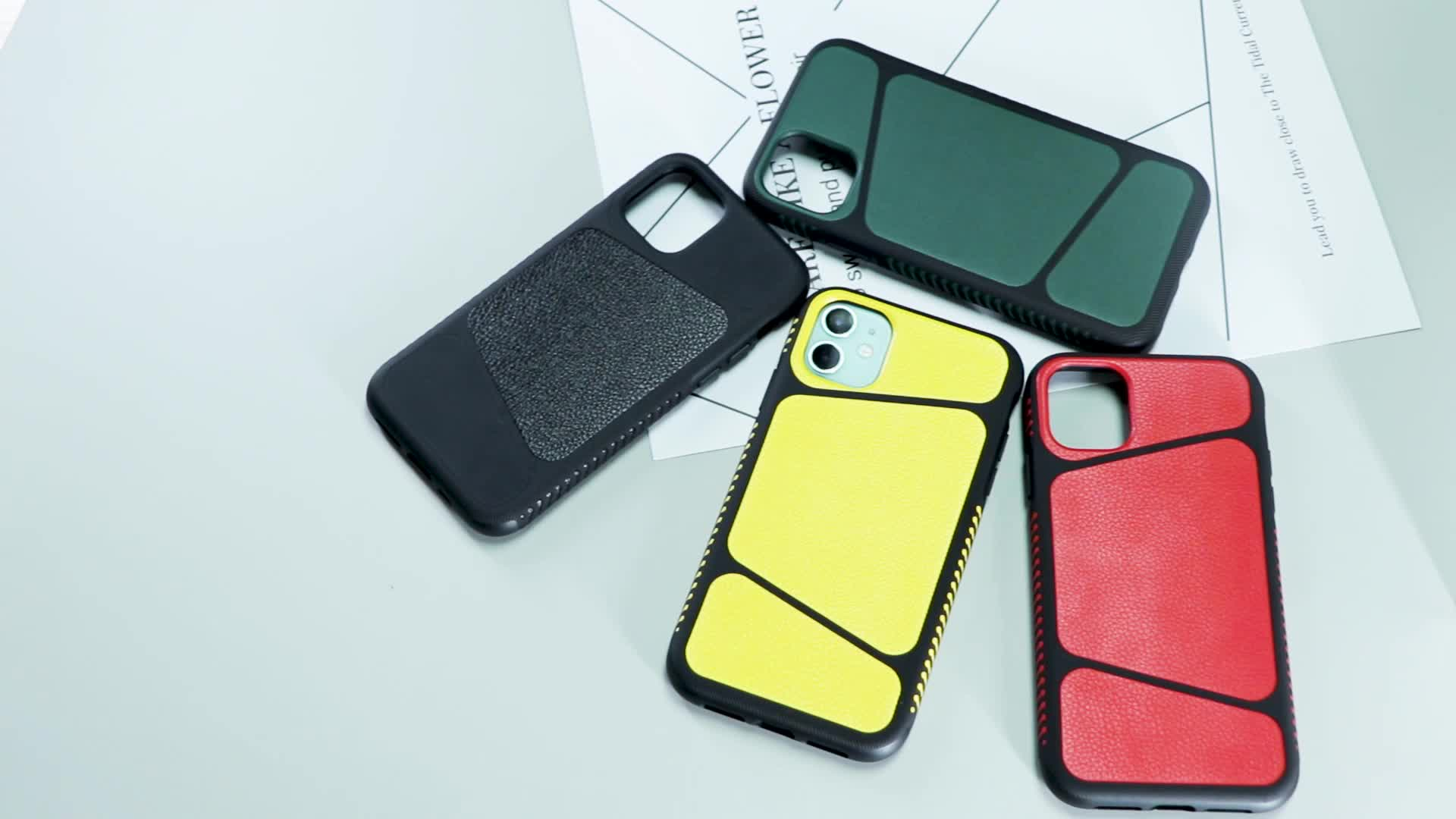 Newest Leather Luxury Design Phone Cover fashionable for samsung galaxy S20 Ultra S20 Plus