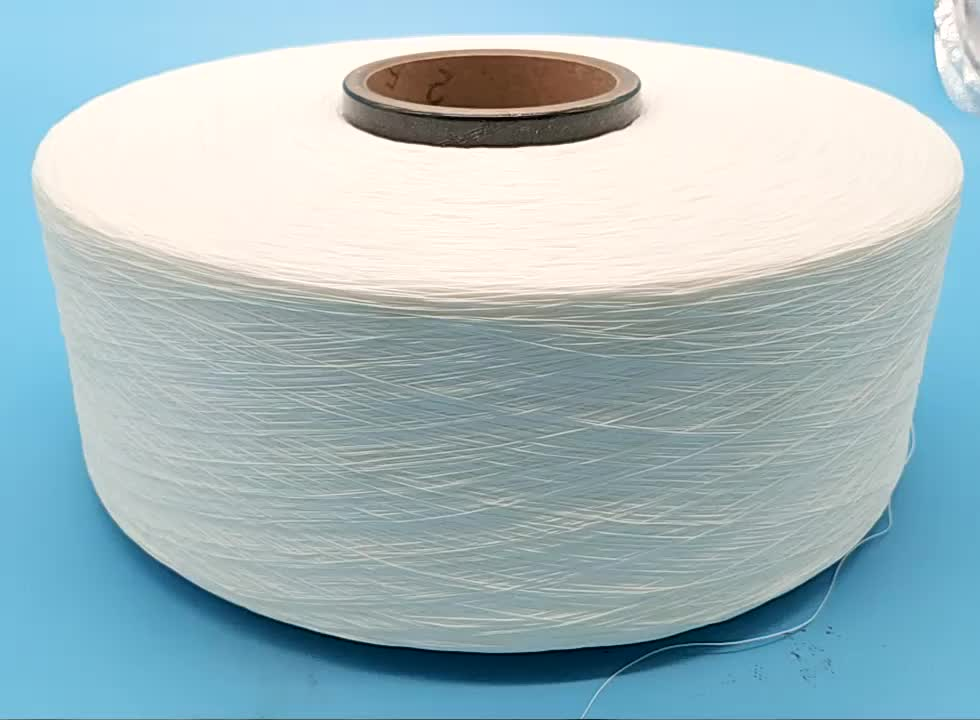 Famous Brand AA Quality Diaper Spandex Yarn For Making Baby Diaper