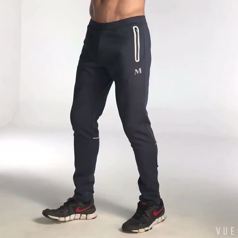 Wholesale Custom High Quality Gym Workout athletic Jogger Pant Comfortable Slim Fit  Jogger mens Sweatpants with Pockets