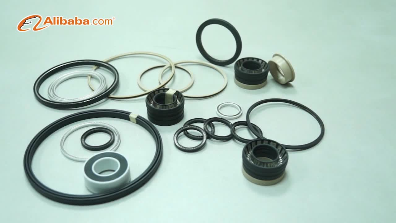 Hot sale various pneumatic piston seal hydraulic cylinder rubber ring