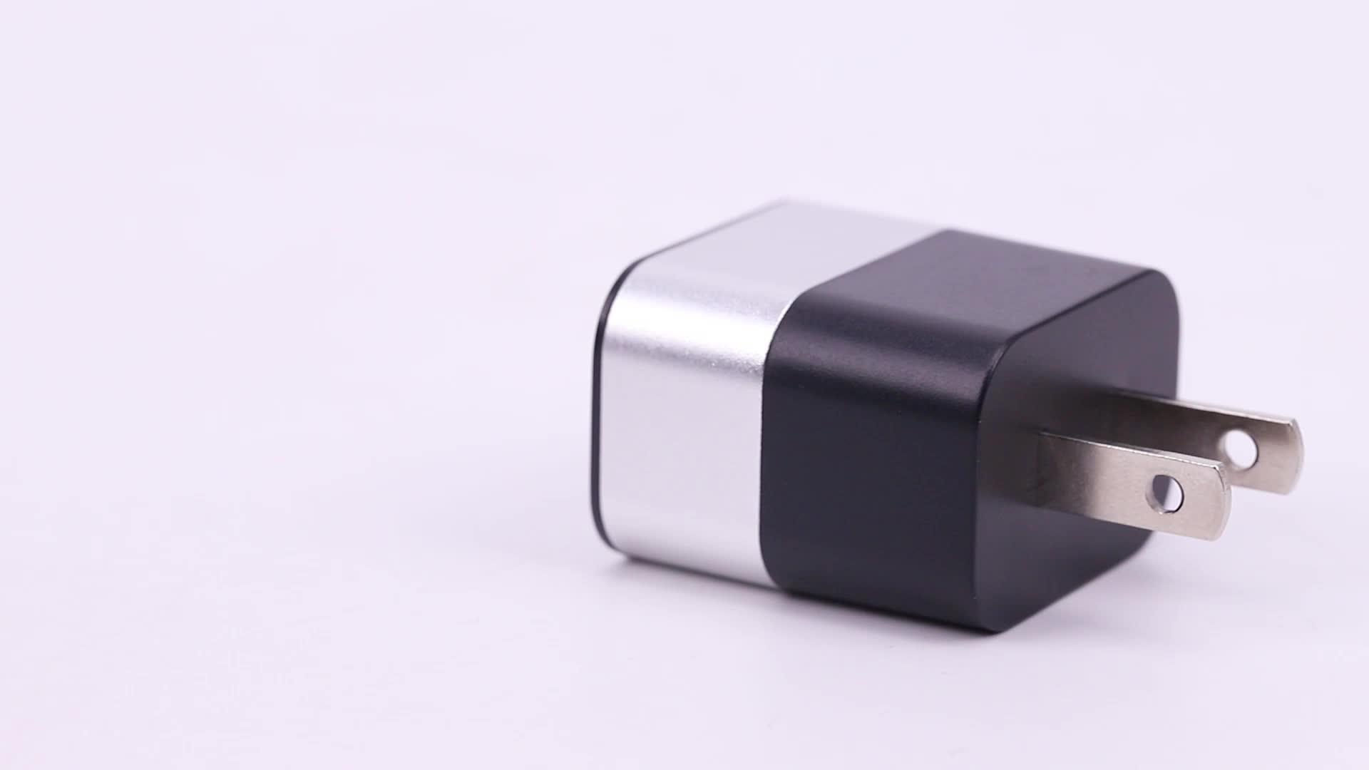 सस्ते कीमत दोहरी यूएसबी 2.4A दीवार मोबाइल चार्जर उच्च गति मोबाइल फोन चार्ज यूएसबी चार्जर