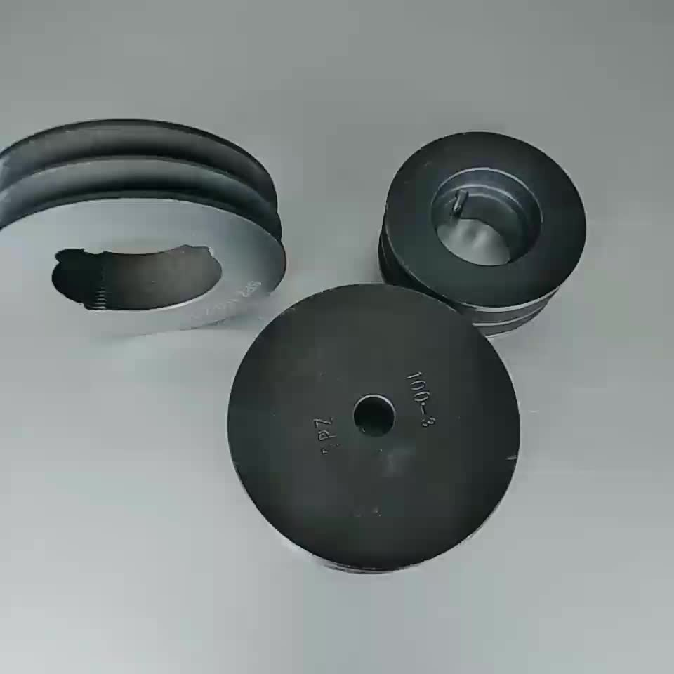 V Belt Pulley In Europe Standard