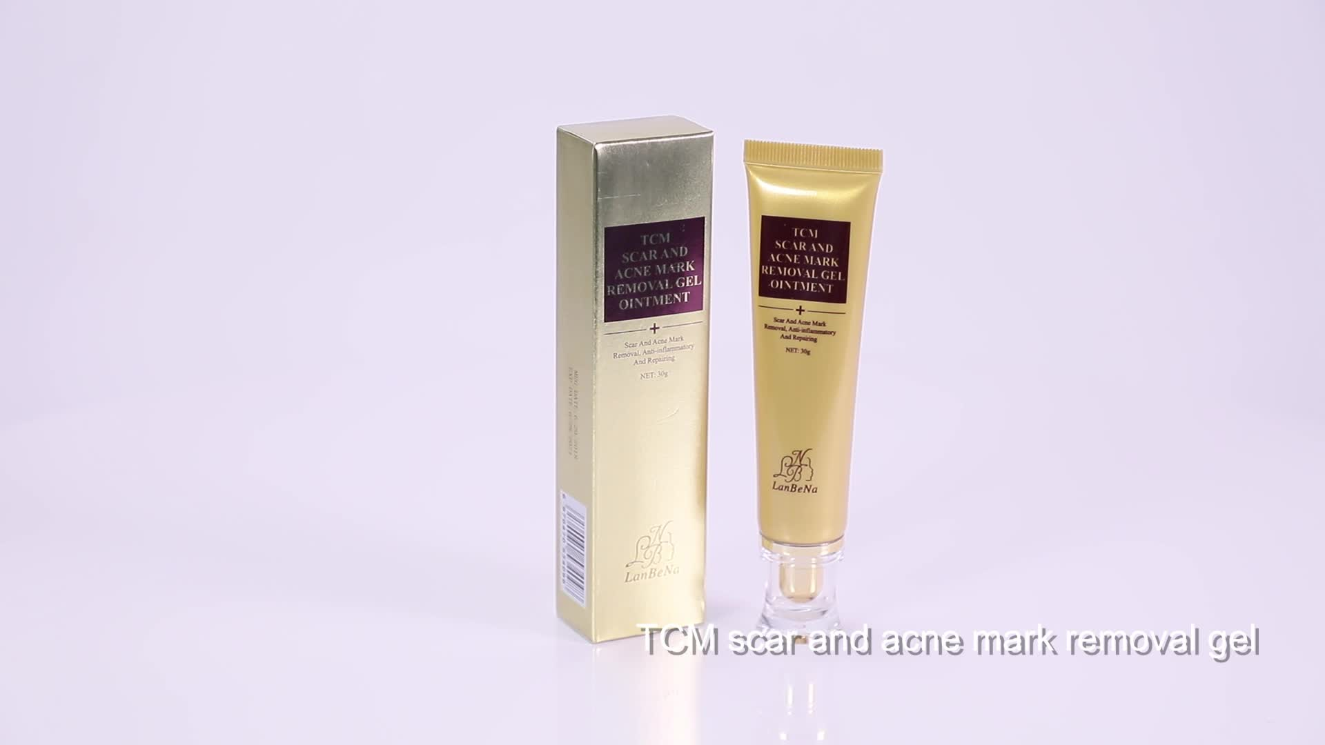 LANBENA TCM acne and scar remover gel for face skin care