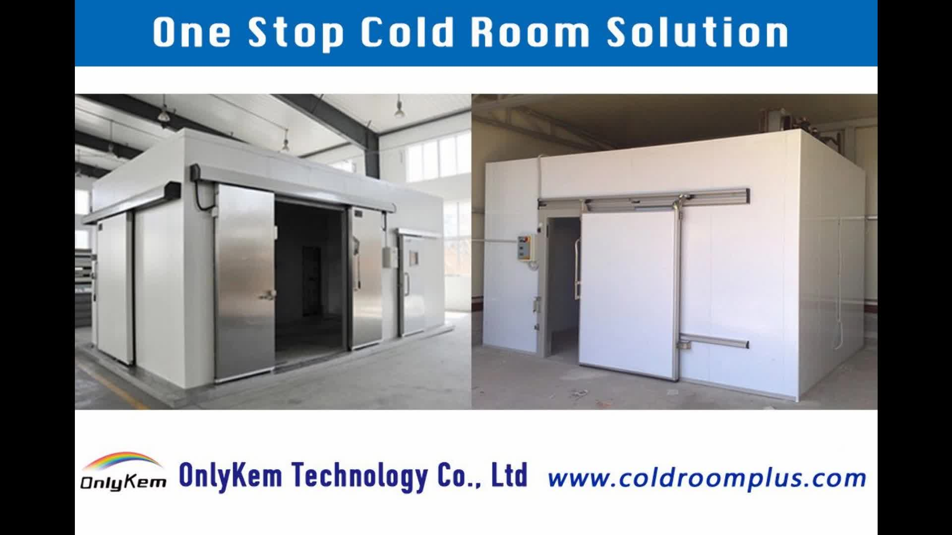 Cold Storage Room Price With Machinery