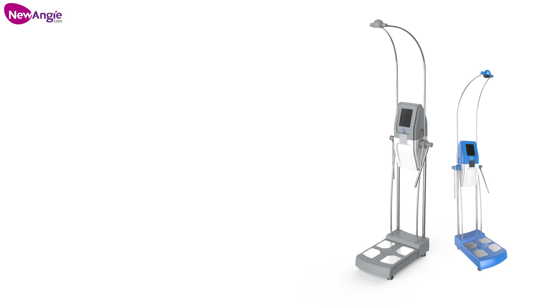 Newest measuring height scale body fat analyzer with printer