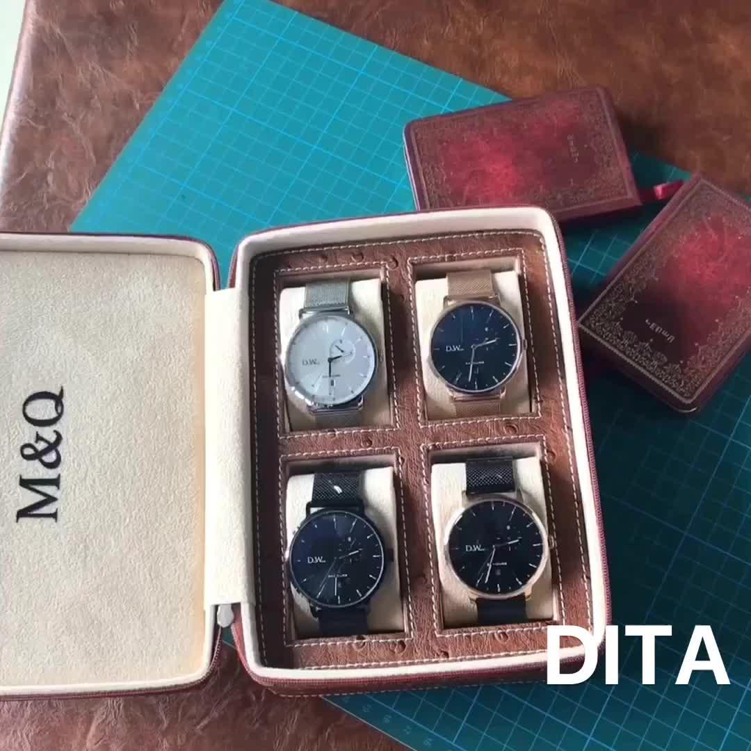 DITA бренд повседневные часы для мужчин Элитный бренд часы от Гуанчжоу завод