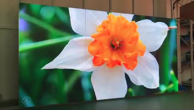 Big Promotion P2.976 Indoor HD TV Screen LED Video Wall 500x500 Cabinet LED Display for Christmas Decoration