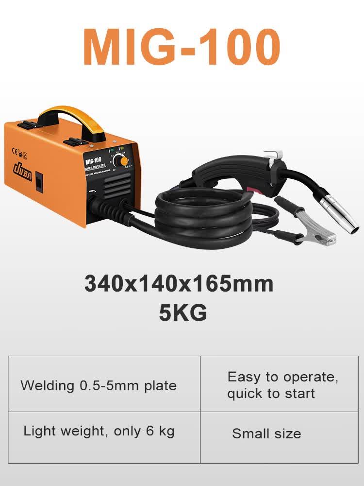 Juba soldador inverter kaynak makinesi soldaduras mig welding machine for sale mig welder