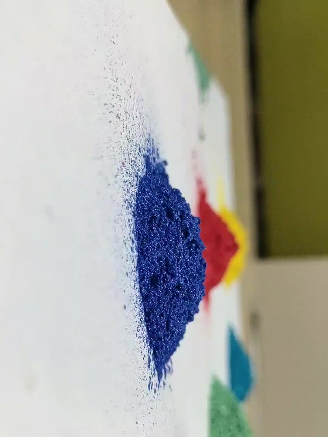 Wholesale Color Pearlescent Pigment Shimmer Mica Titanium Powder Epoxy Resin Pigment Pearl Mica powder for Craft