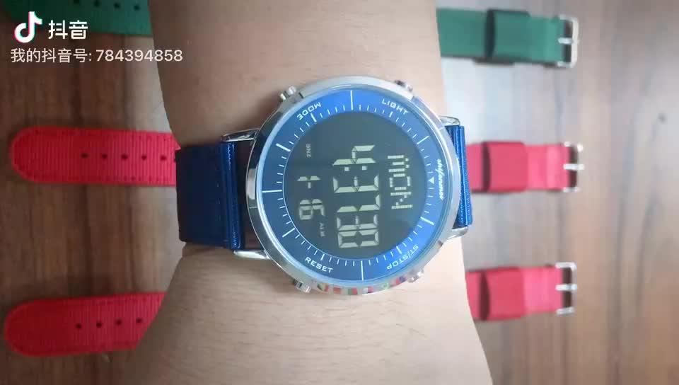 Wholesale original watches shifenmei S1144 digital watches men sport waterproof jam tangan