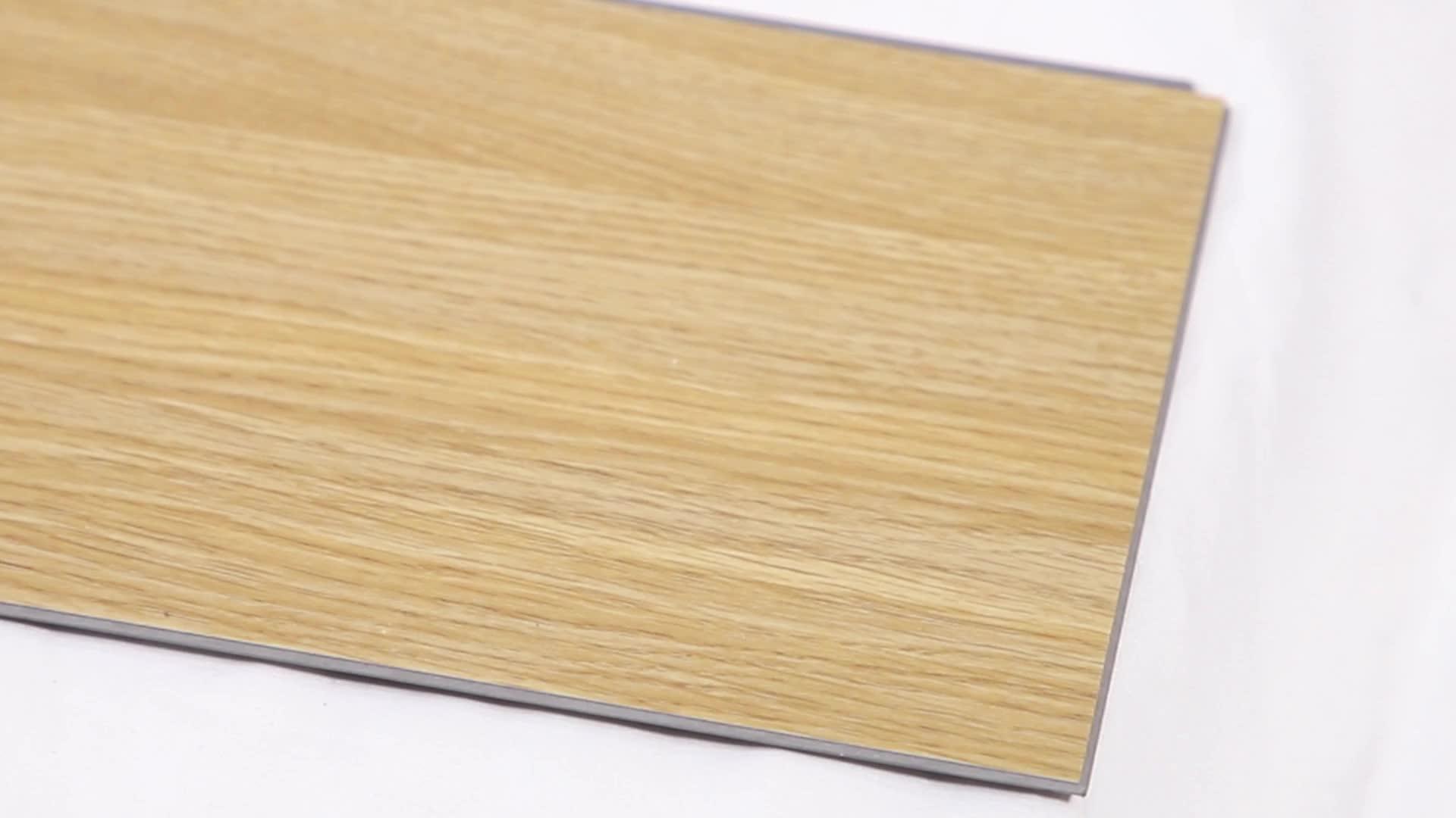 WeiKang rococó hexagonal 3D seco abck lvt/tabla de baldosas de vinilo pisos/suelo de PVC