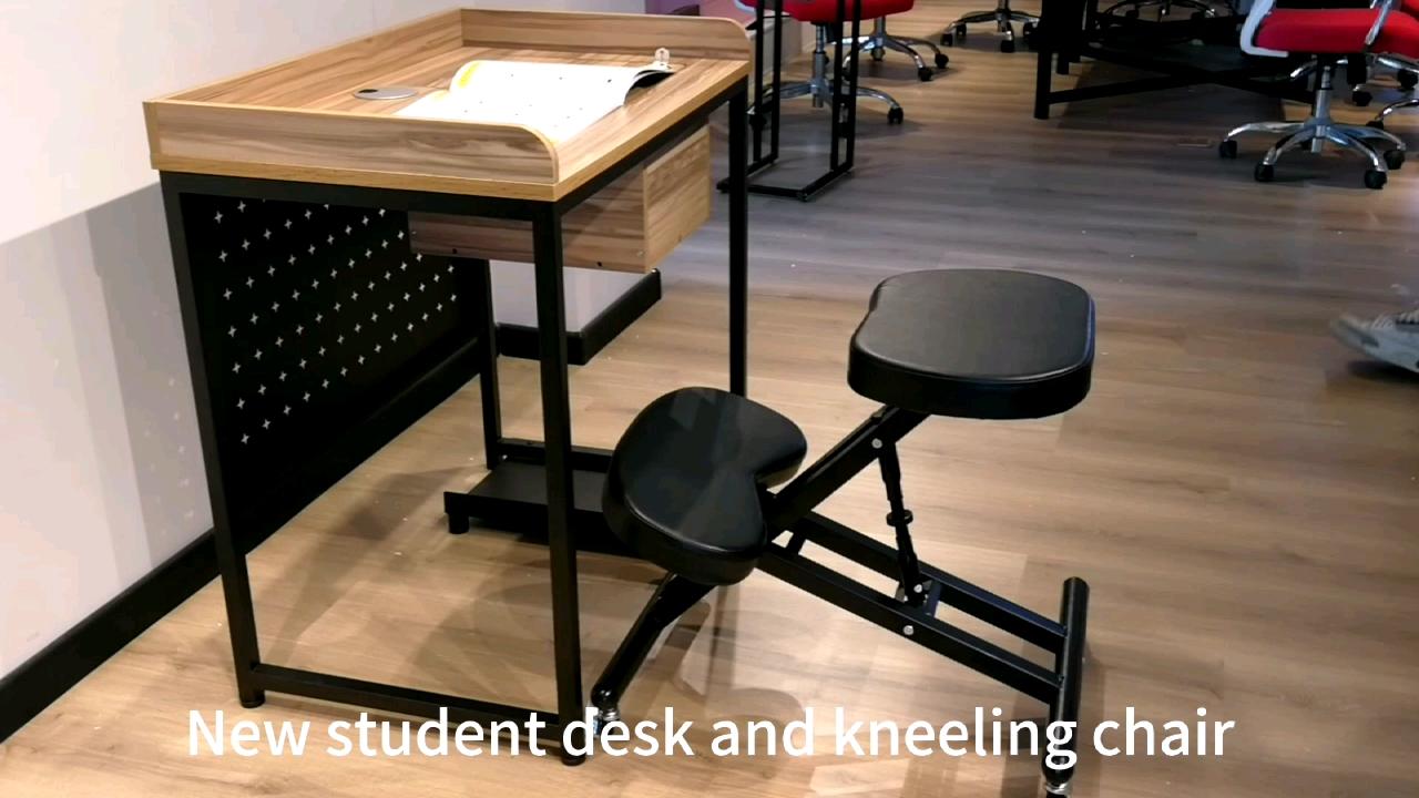 Ergonomic घुटना टेककर कुर्सियों दस्त खिंचाव घुटने योग आसन सीटें थोक