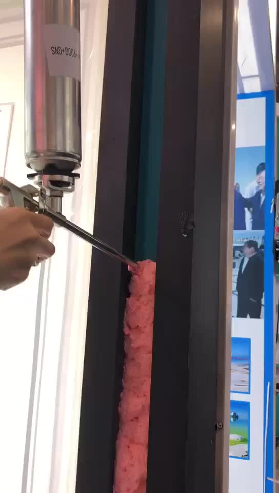 Vendita calda espansione in poliuretano a spruzzo di schiuma può adesivo