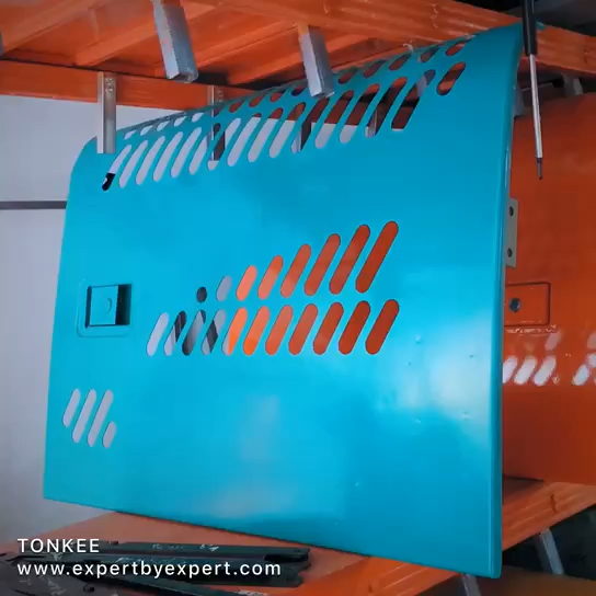 KOBELCO spare parts KOBELCO excavator Side door panel KOBELCO Digger door panel