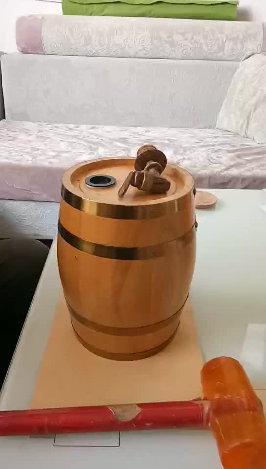WOODEN WINE Whisky Barrels