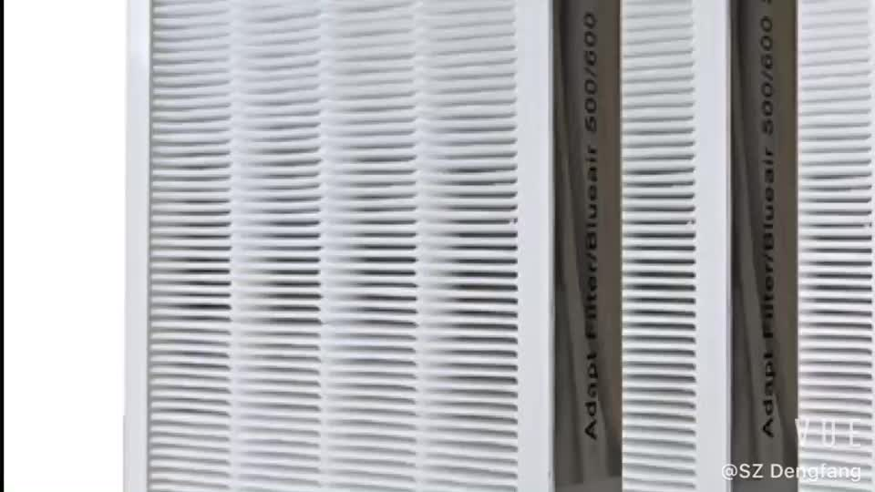 Air Purifier Filter Replacement for 501,503,550E,510B,603,650E with True Hepa Filter