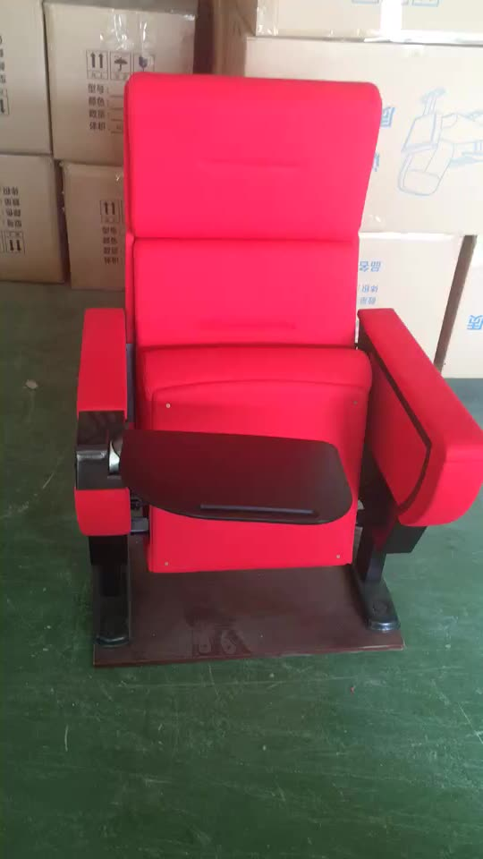 Theater Type Hall Furniture Auditorium Chairs