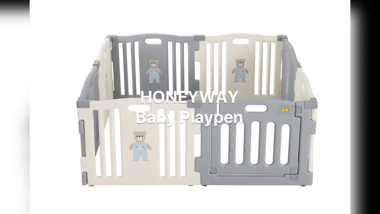 2020new design baby playpen passed ASTM F963 certificate & baby product