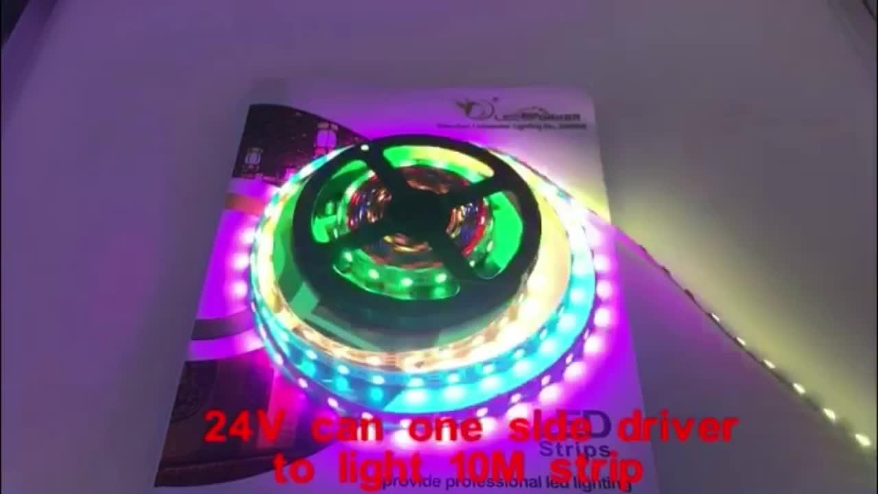 5v sk6812 flexible 5050 led strip light manufacturer