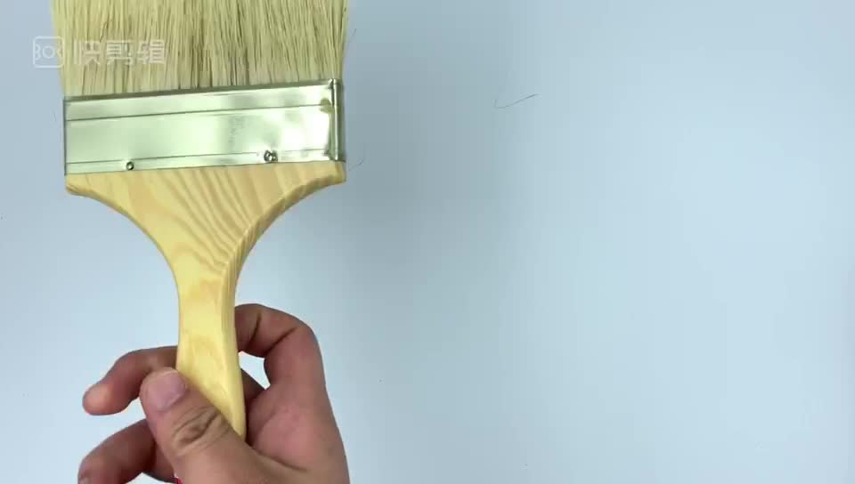 Red-tailed varnish  Eterna paint brush   popular in Indonesia