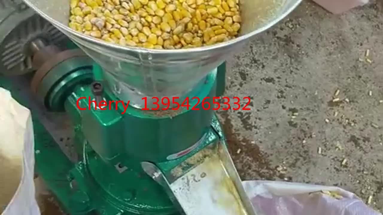 Machine de granule d'alimentation animale de volaille pour moulin à granulés