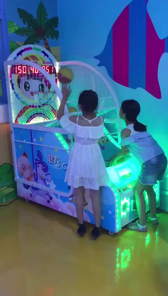 Bilet redemption basketbol çekim oyunu arcade