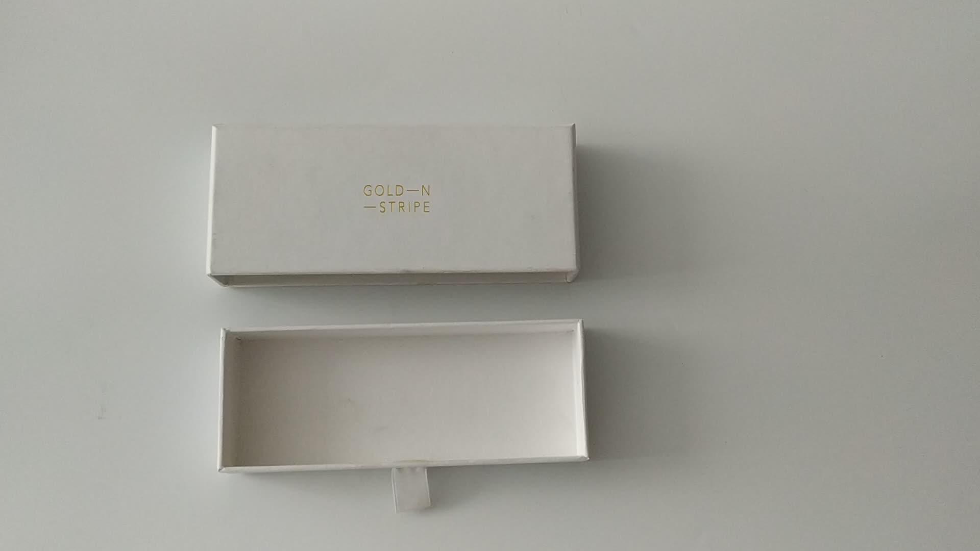 중국 공급 업체 사용자 정의 판지 상자 나비 넥타이 선물 포장 상자