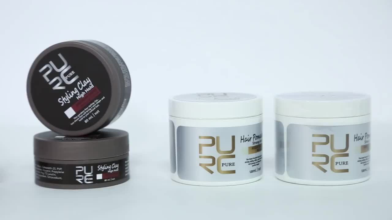 PURC Haar Styling prive Label Rand Controle