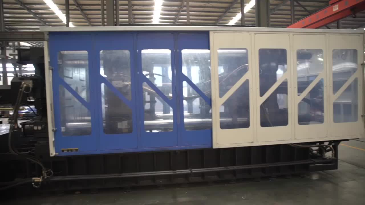 Injection Molding Machine 400ton