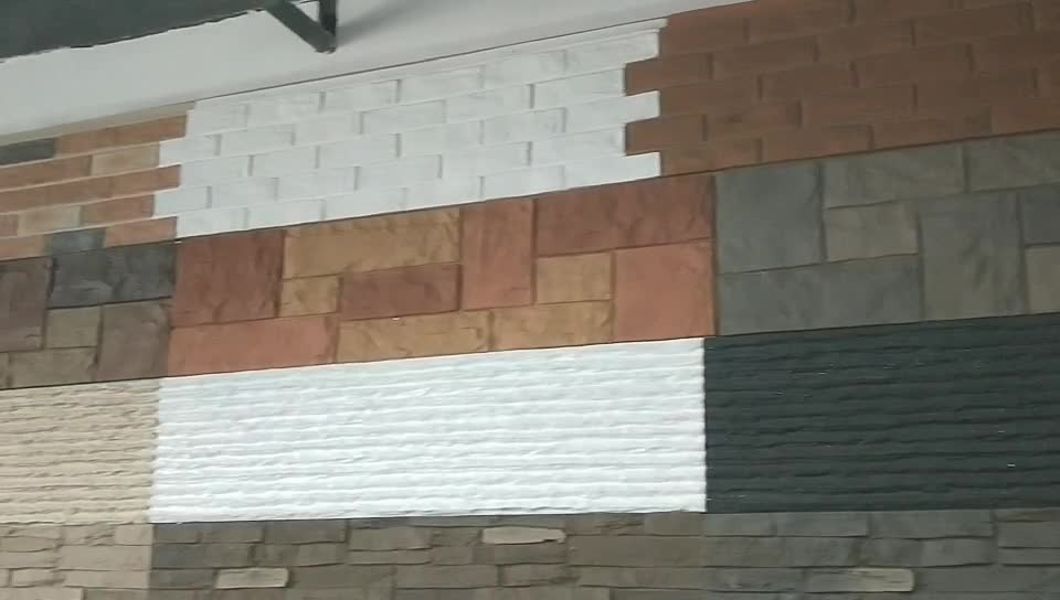 Artifical Cheap Price Wall Siding Slate Panels Stone