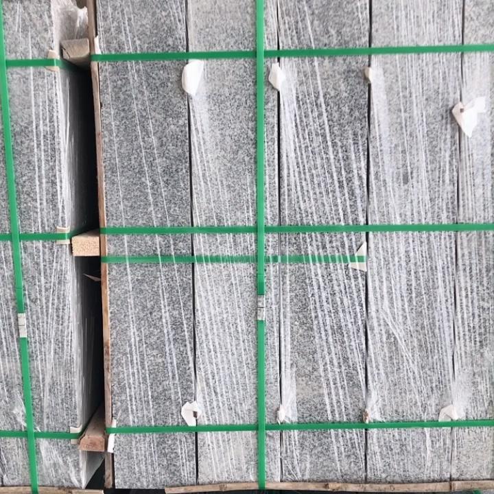 プロジェクト材料お気に入りの G603 グレー花崗岩タイル