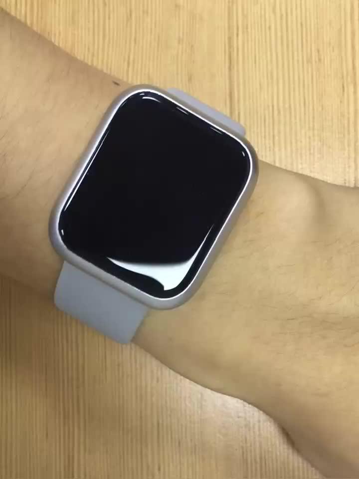Fitup GT1 Smart Horloge 50atm Waterdicht IP68 Sport Modus Hr Bp Nieuwkomers Smartwatch 30 Dagen Standby Voor Ios Apple