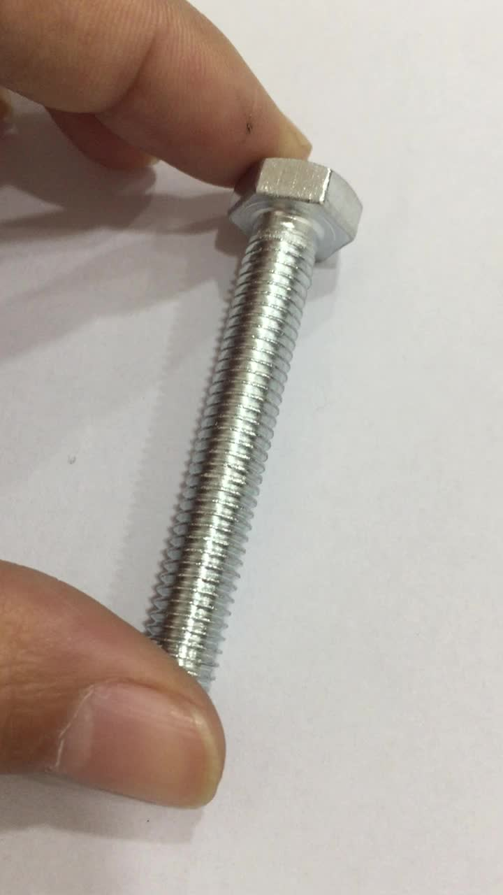 Chinese supplier wholesales customized high strength bolts M8 M10 M12 M14 M16 M20 M30 M38 M45 grade4.8,8.8,10.9