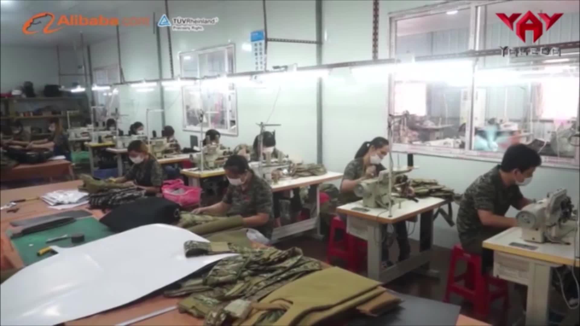 YAKEDA Military Tactical Backpacks ,Multi-purpose backpack