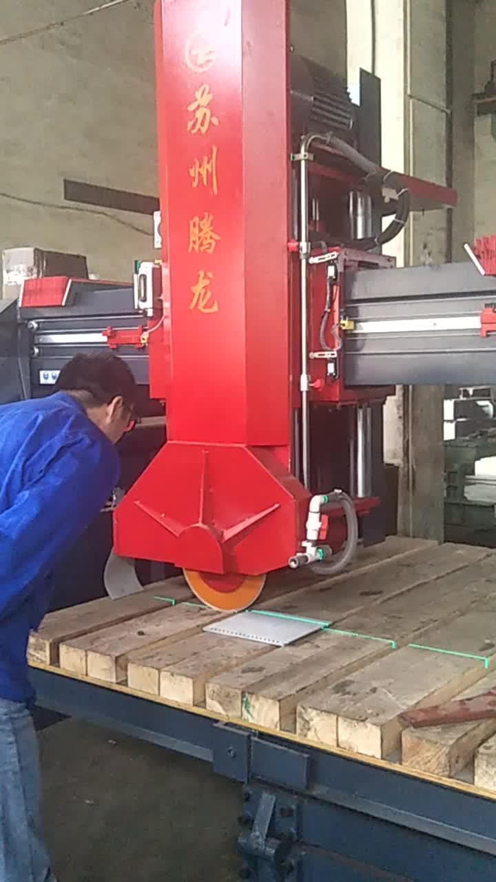 TLXGM-400/600/700/800 Kızılötesi Köprü Testere CNC taş kesme makinası mermer ve granit ve automa kesme makinası