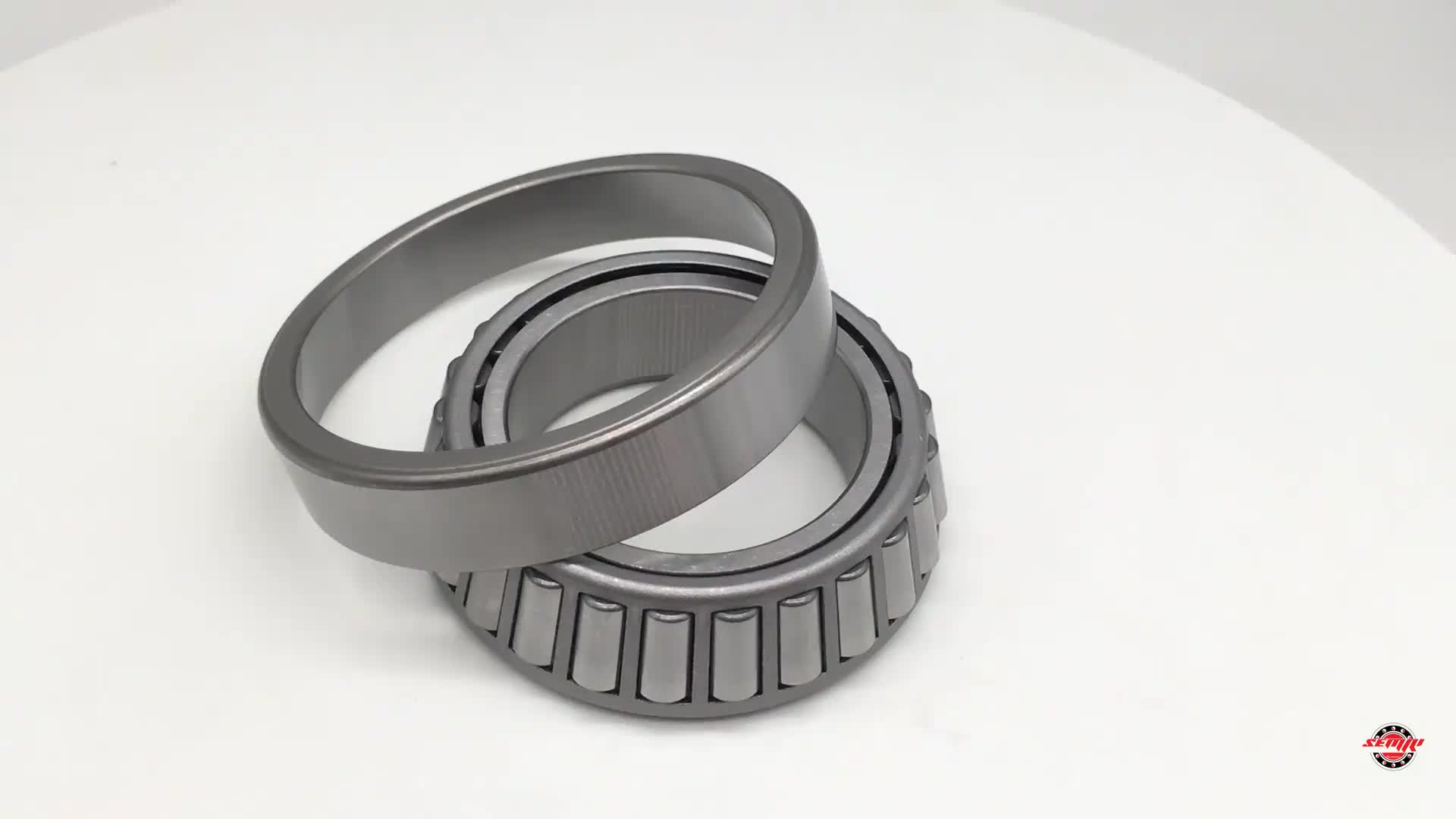 SO9001:2008 Bearing 32010X Taper Roller Bearing Assembly