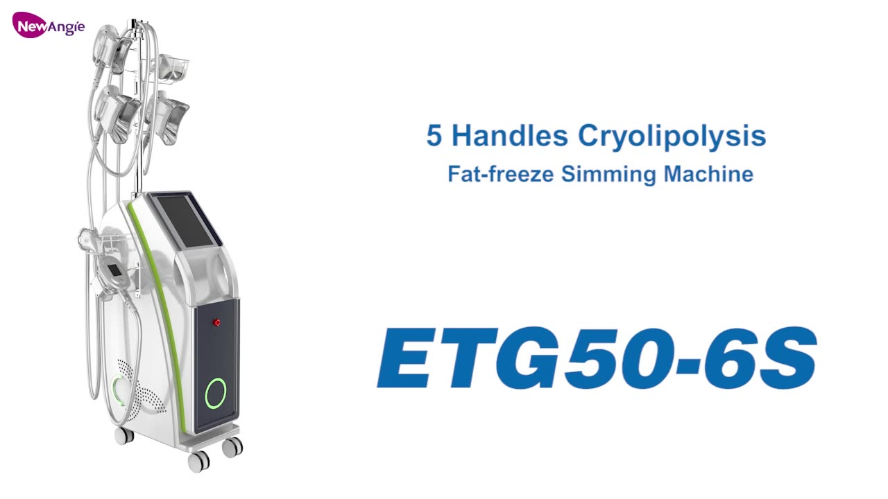 Fat reduction criolipolise freezefats system machine