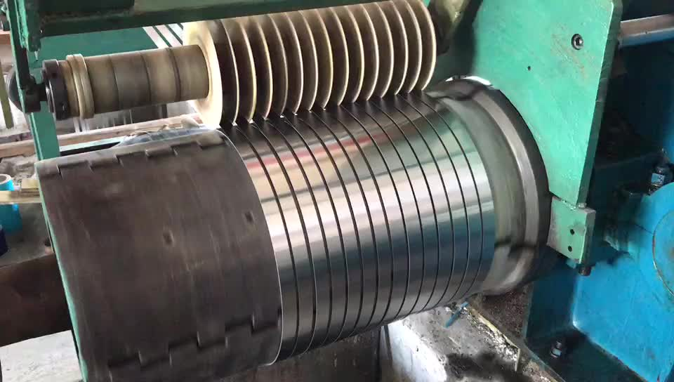 SS Sheet 410 430 Cold Rolled Stainless Steel Strip Prices Per kg