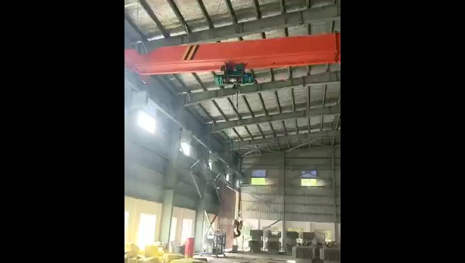 Cabine controle 25 ton bovenloopkraan