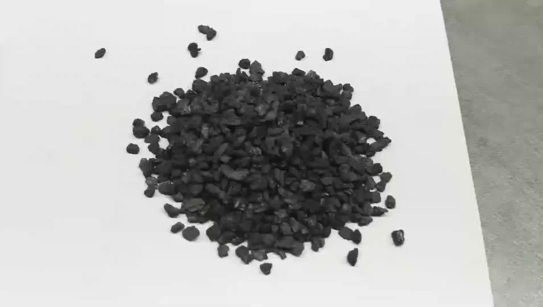 Casca De Coco Com Base de Carvão Ativado Granular Ativar Carbono