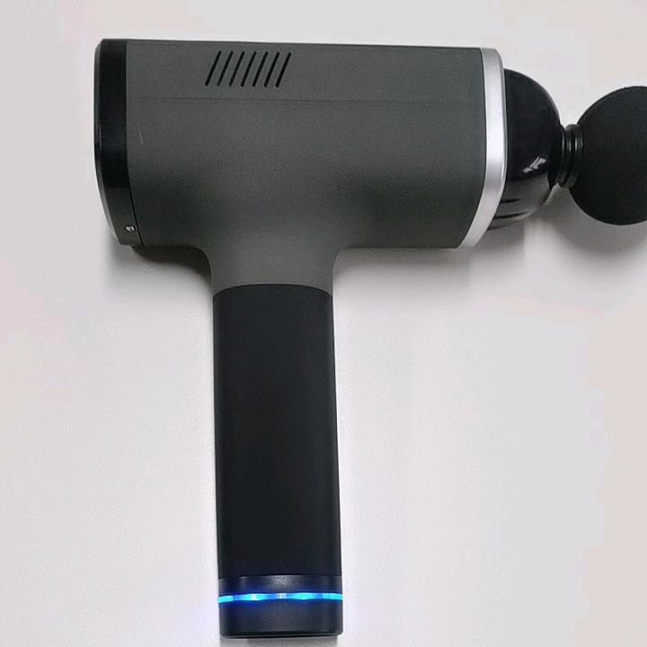 2020 Nuovo Arrivo Big LCD Touch Screen 20 Livelli A Basso Rumore Profondo Del Tessuto Muscolare Massaggio Pistola
