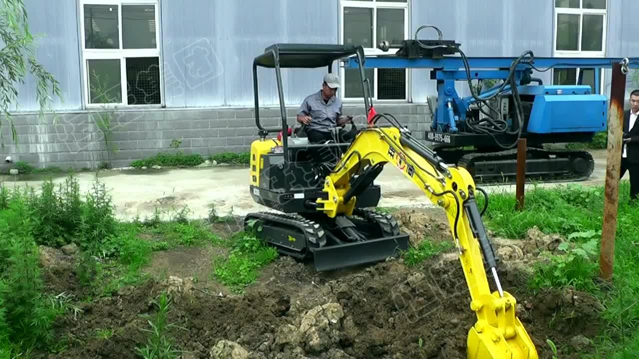 0.8 Ton Small Cheap Mini 800kg Mini Excavator Prices For Sale