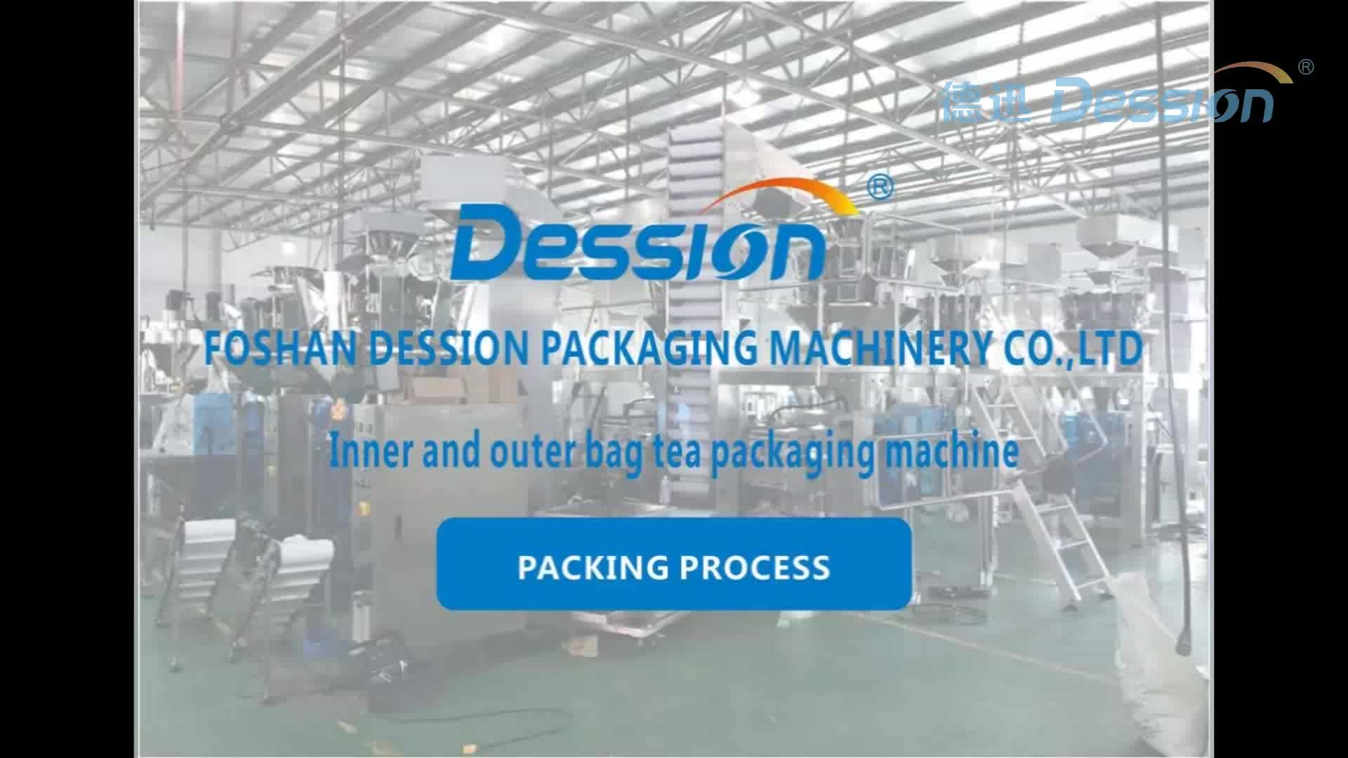 Tea Bag Packaging Machine For Small Business