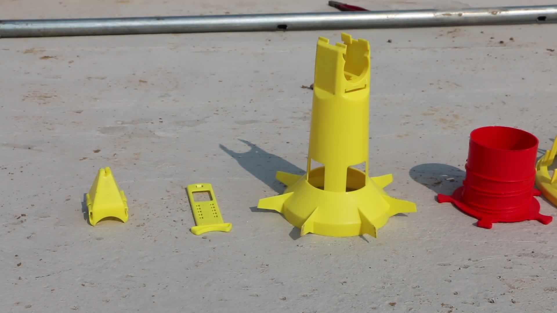 床調達自動ディープ砂システム養鶏ブロイラー給紙トレイ洪水家禽飼料フィーダーフライパン