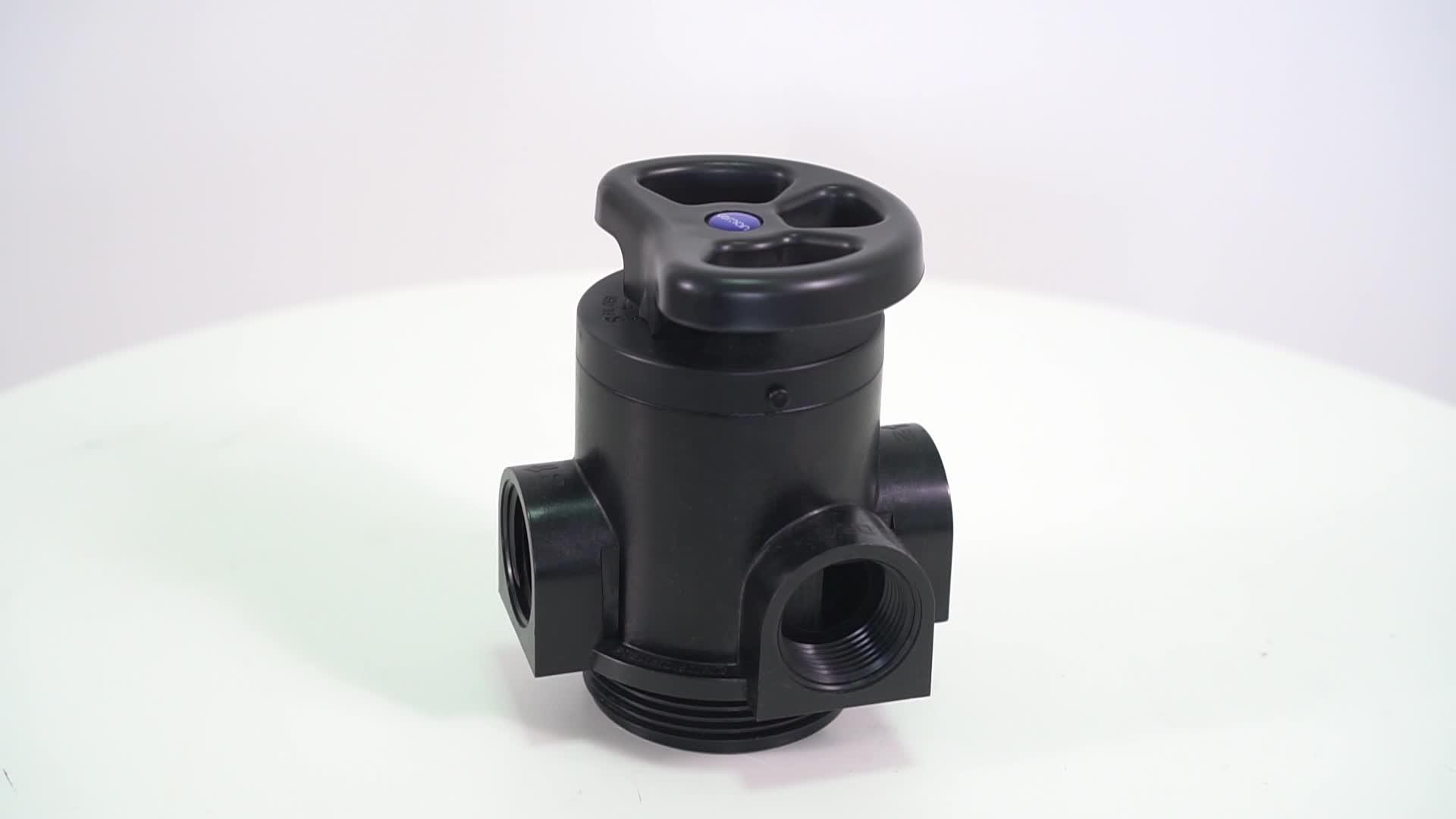가정용 서, 4 톤 물 필터 밸브 CE certification 탑 잘 고정 된 할 수 FRP 조 (