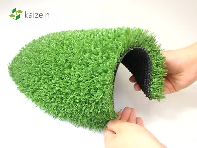 Professional manufactory durable artificial turf for football