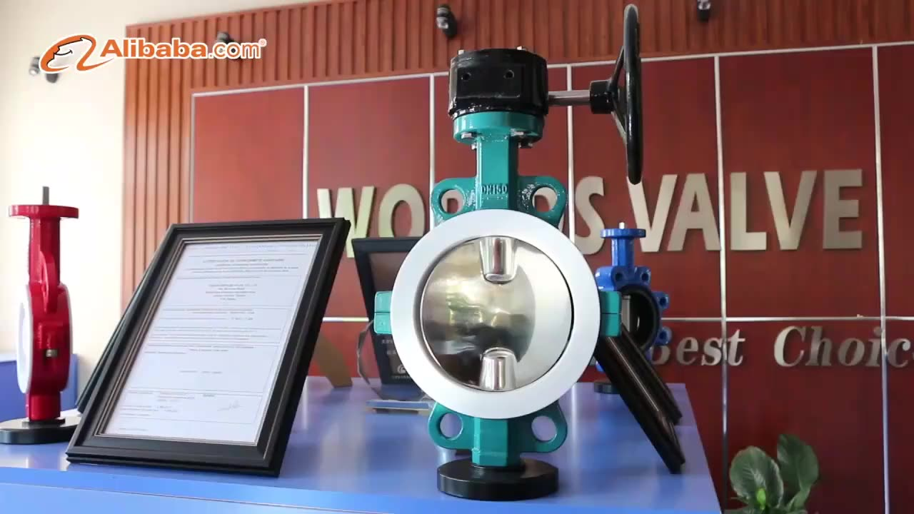 Food grade stainless steel electric actuator butterfly valve /motorized control valve