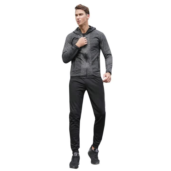 Professional warm up suit sublimation top design tracksuit, Fitness Clothing tracksuit soccer,new design mens sweatsuit sets