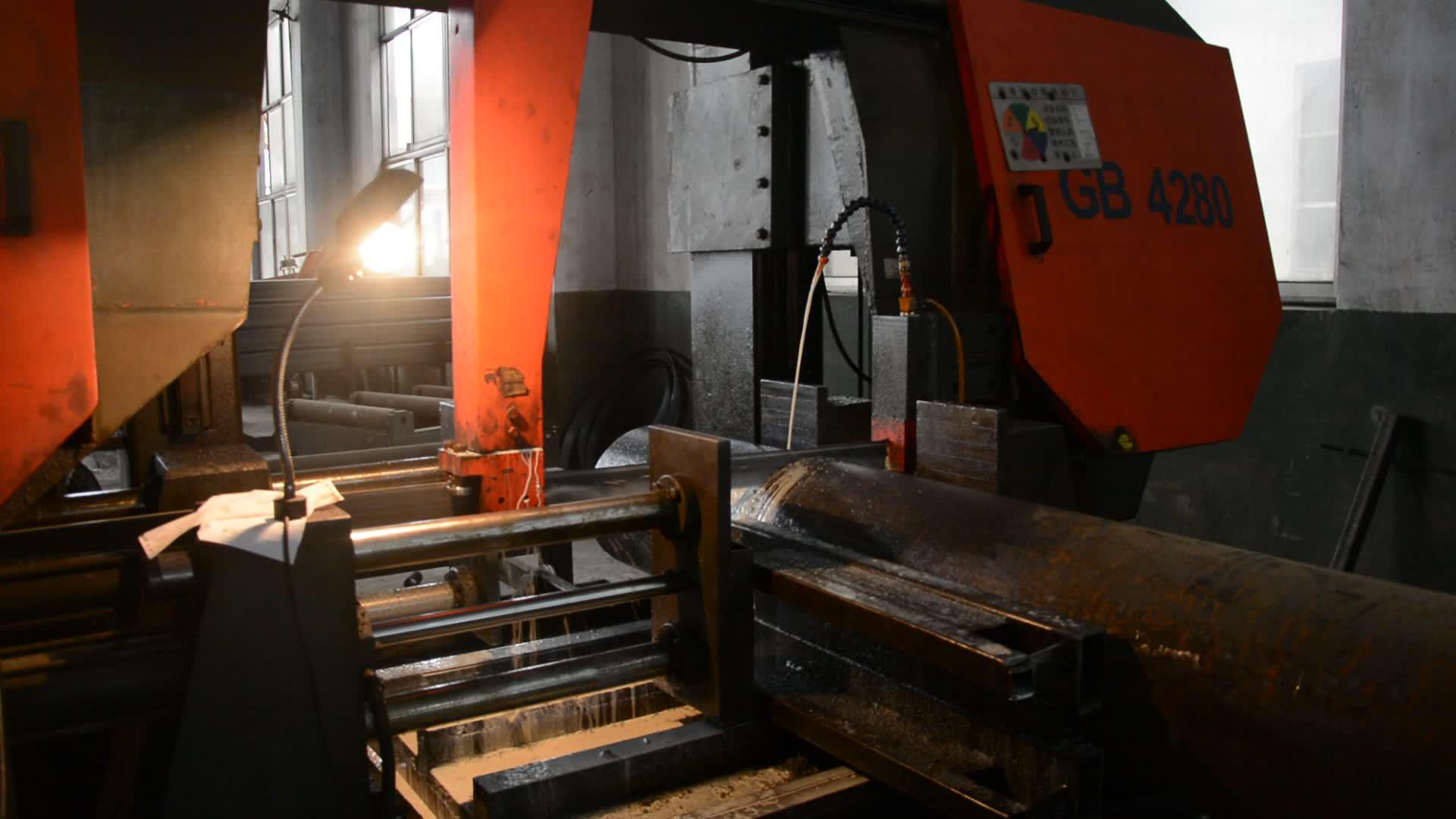 Moulage En Acier sur mesure Industrie Lourde Véhicule Vérin Hydraulique