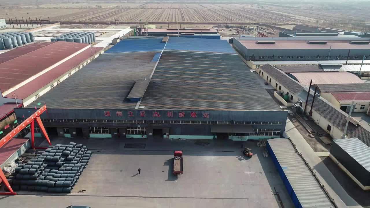 Pregos concretos preto made in China